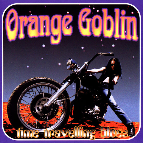 Orange Goblin - Time Travelling Blues CD (Reissue/Bonus Tracks/Import) $13