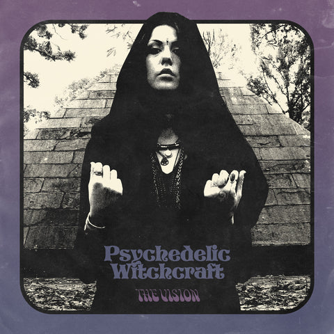 Psychedelic Witchcraft - The Vision LP Vinyl (Purple/Import)