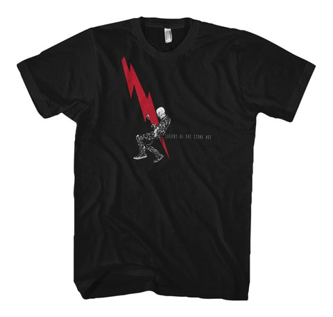 Queens of the Stone Age - Lightning T-shirt