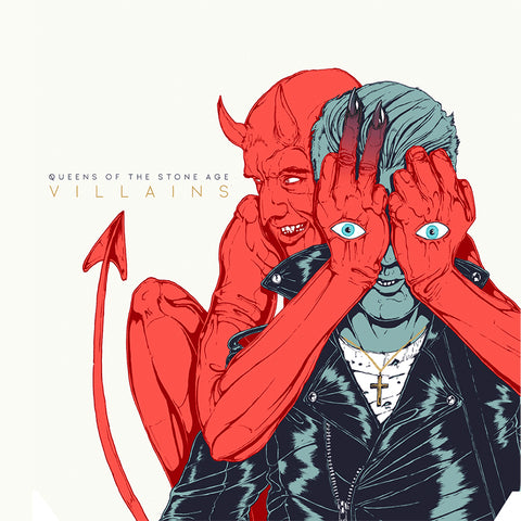 Queens of the Stone Age - Villains 2LP Vinyl (Deluxe)