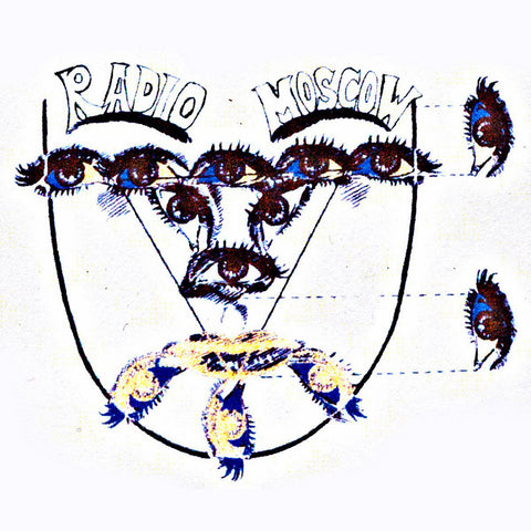 Radio Moscow - 3 and 3 Quarters CD