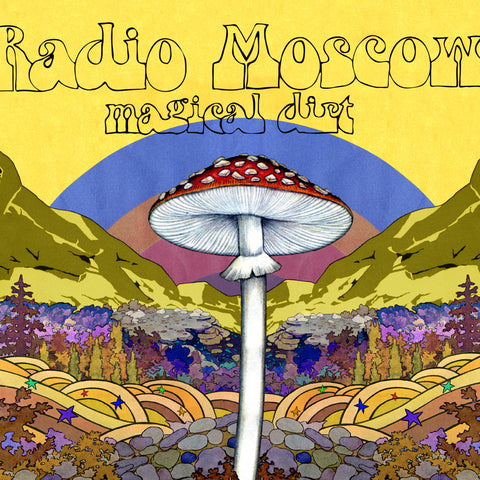 Radio Moscow - Magical Dirt LP Vinyl (Lemon)