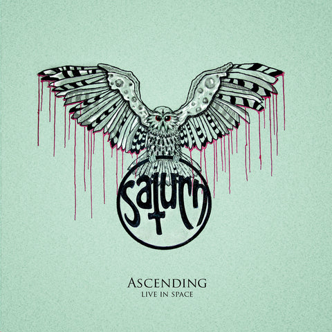 Saturn - Ascending (Live in Space) CD (Import)