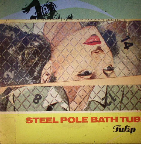 Steel Pole Bath Tub - Tulip LP Vinyl (Remastered)