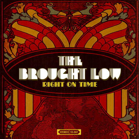 The Brought Low - Right on Time LP Vinyl (180 gram)