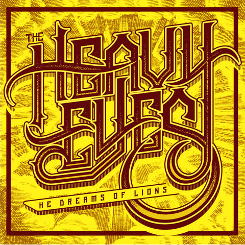 The Heavy Eyes - He Dreams of Lions LP Vinyl (Import) $20
