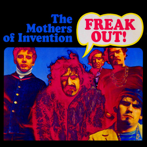 The Mothers of Invention - Freak Out! 2LP Vinyl (180 gram)