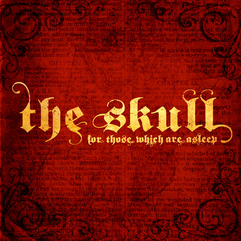 The Skull - For Those Which Are Vinyl LP (Red)