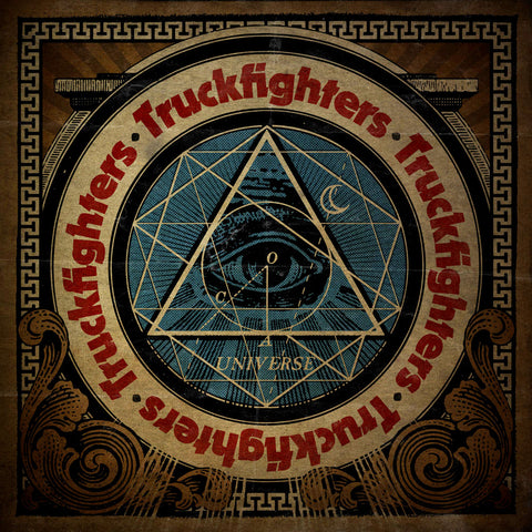 Truckfighters - Universe CD (Limited Edition Patch/Import) $17