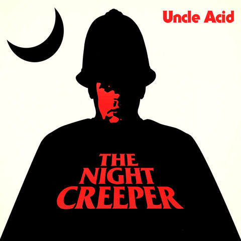 Uncle Acid - The Night Creeper 2LP Vinyl (Import)
