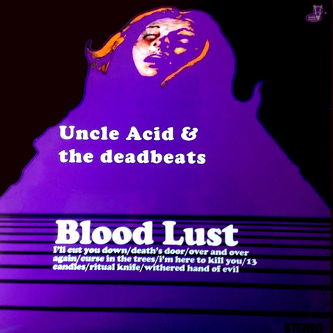 Uncle Acid & The Deadbeasts - Blood Lust LP Vinyl (Import)