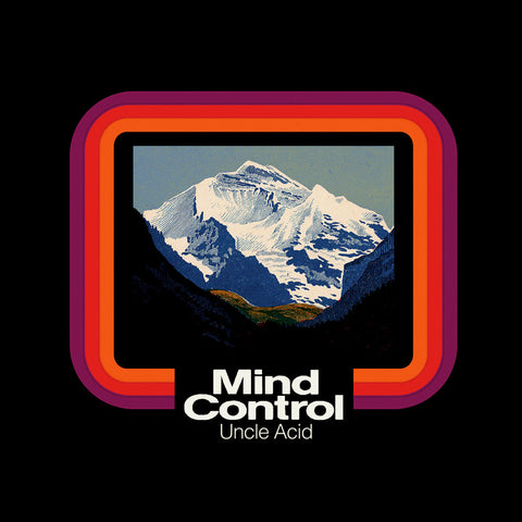 Uncle Acid & The Deadbeats - Mind Control CD (Import) $15