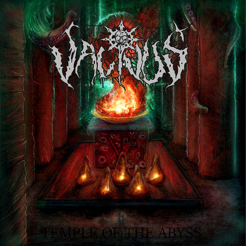 Vacivus - Temple of the Abyss Vinyl LP