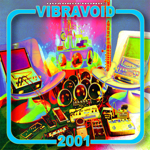 Vibravoid - 2001 2CD (15th Anniversary Edition)  (Import) $20