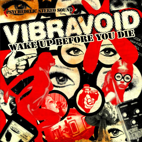 Vibravoid - Wake Up Before You Die CD (Bonus Tracks/Import) $18