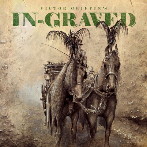 Victor Griffin's In-Graved - Victor Griffin's In-Graved CD (Import) $10