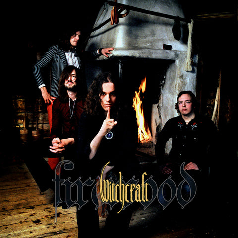 Witchcraft - Firewood CD (Import) $12