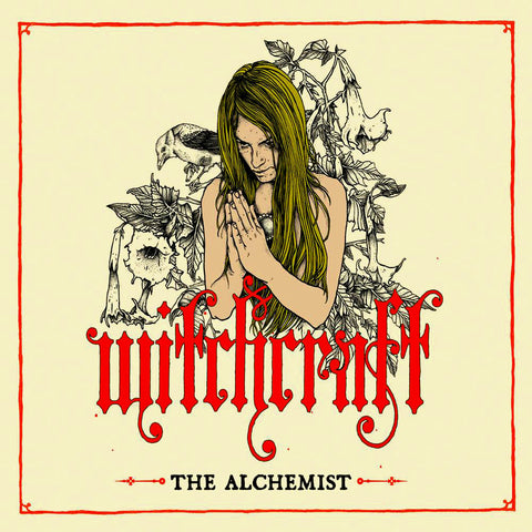 Witchcraft - The Alchemist LP Vinyl (Import) $26