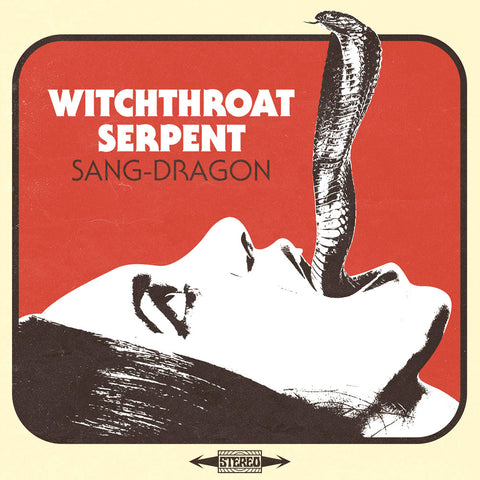 Witchthroat Serpent - Sang-Dragon CD (Import) $15
