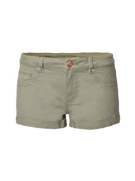 Dex Savannah Mid-Rise Roll Up Short