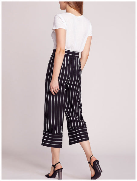 BB Dakota Skip The Lines Crop Pant
