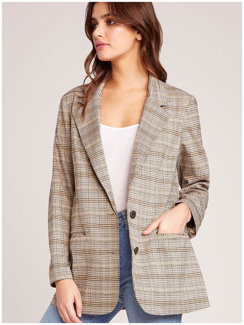 BB Dakota Heathers Blazer