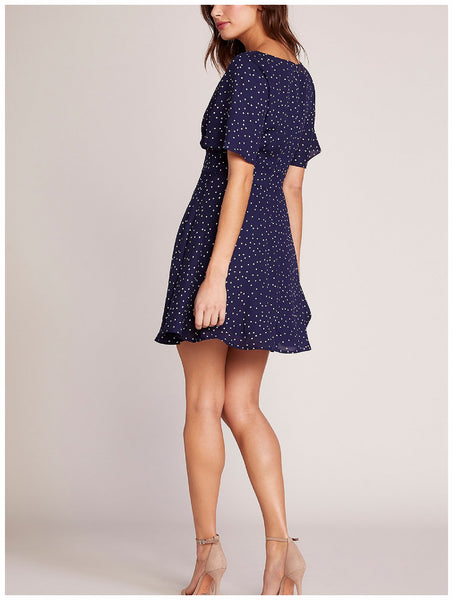 BB Dakota La La Land Dotted Dress