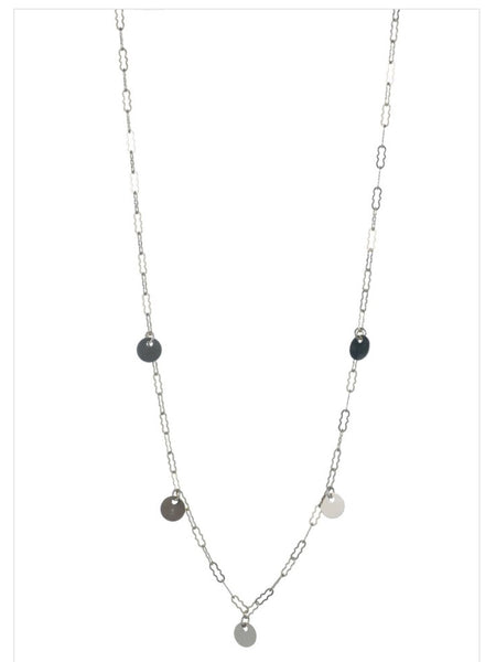 Blake Necklace - Sterling Silver