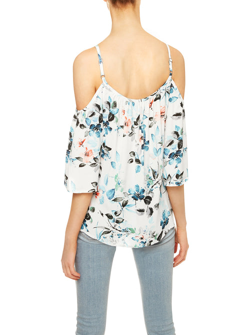 Camilla Off The Shoulder Blouse
