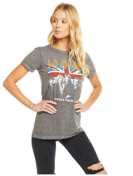 Chaser Brand - Def Leppard Tee