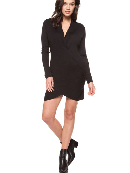 MINKPINK Malibu Soft Ruffle Mini Dress