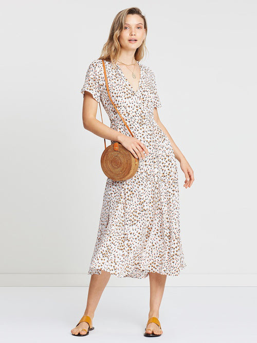Faithfull The Brand - Mara Wrap Dress