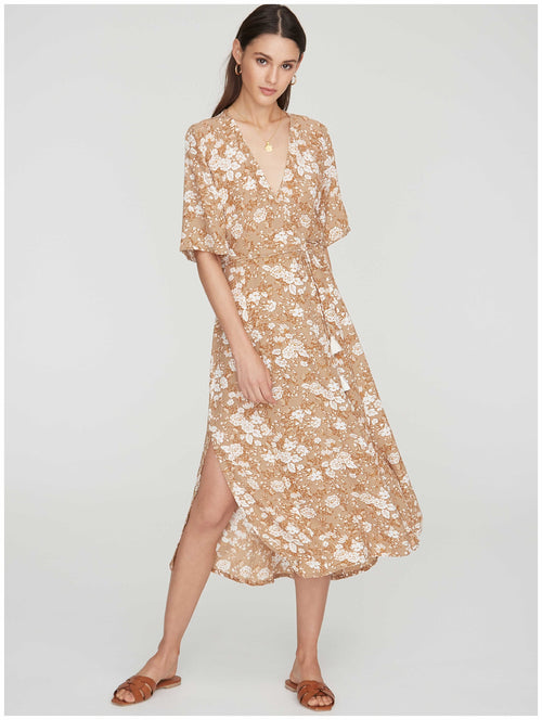 Faithfull The Brand - Rivera Midi Dress