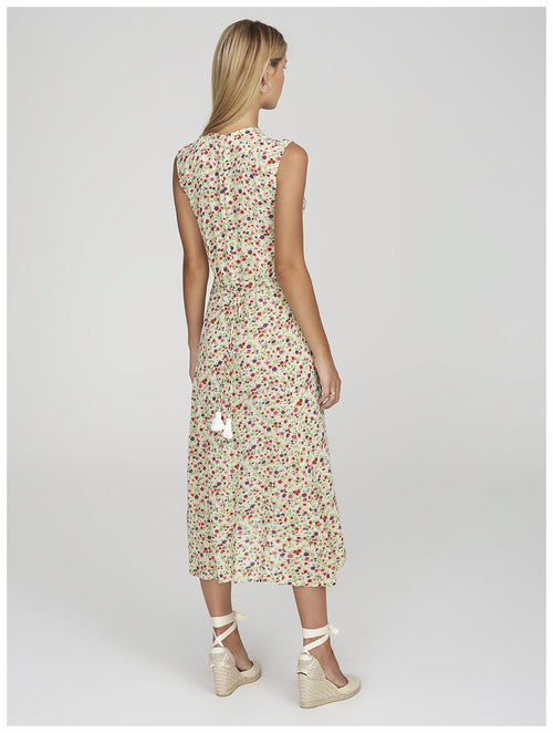 Faithfull The Brand Blohm Midi Dress Bastille Floral