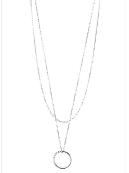 Kate Necklace - Sterling Silver