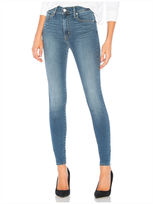Levi's Mile High Skinny Jean Indigo Lounge