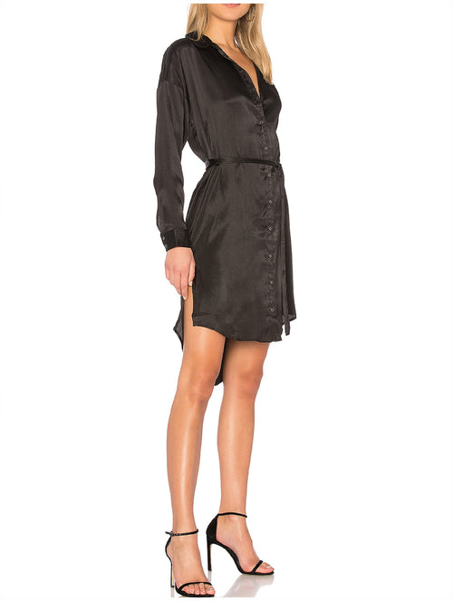 MinkPink Piper Shirt Dress