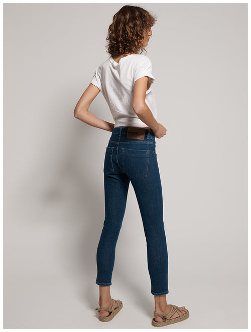 One Teaspoon Freebirds II High Waist Skinny Jeans