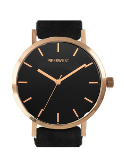 Piperwest Classic Minimalist Watch