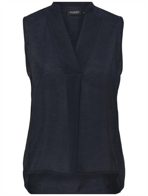 Soaked in Luxury - Valora Sleeveless Blouse