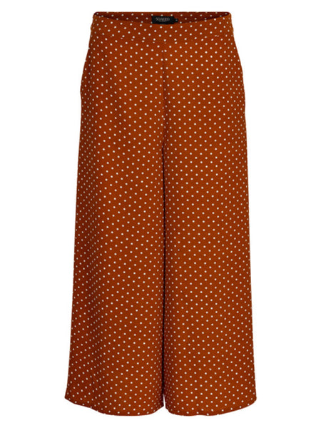 Dex Sleeveless Jumper with Tie - Orange