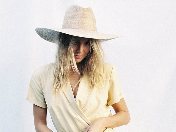 Lack of Color Palma Wide Fedora Hat
