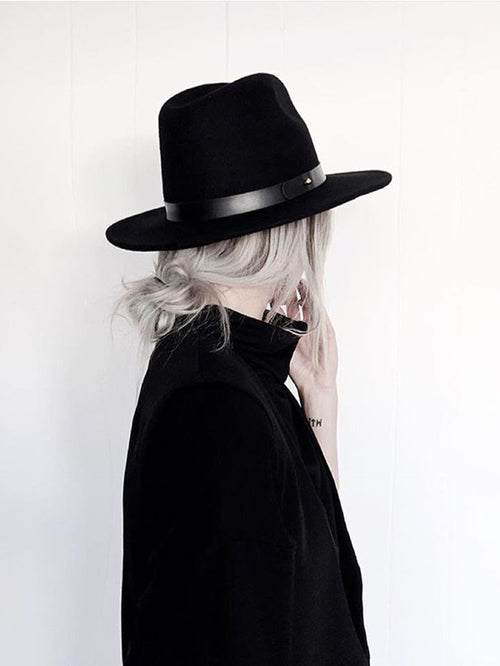 Lack of Color Prism Hat Black