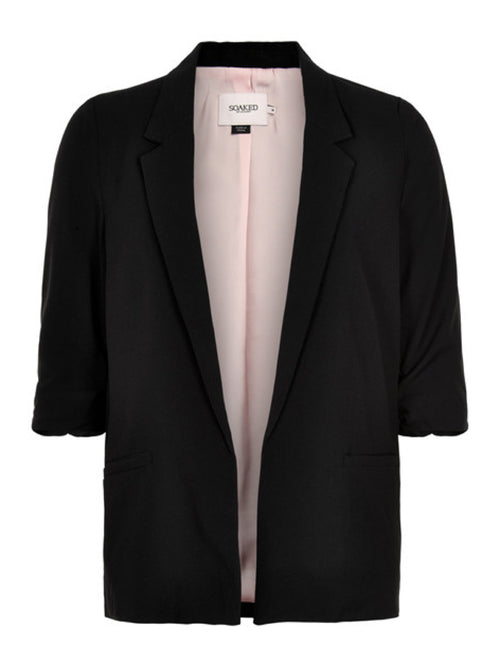 Soaked in Luxury Shirley Blazer - Black