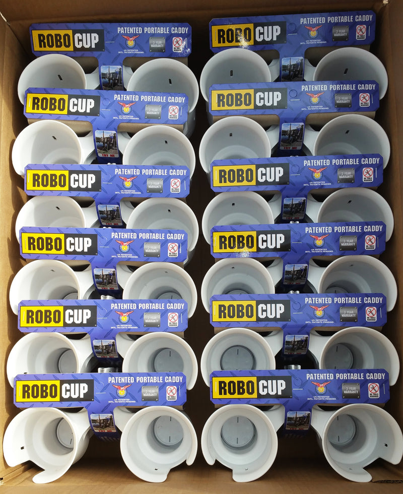 RoboCup, (36 Pack), $15.99/pc, Free Shipping