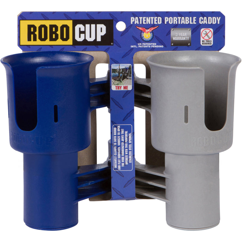 RoboCup:  Navy and Gray