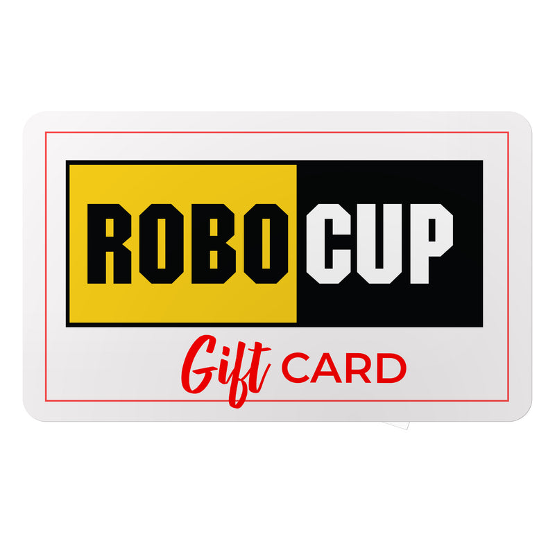 GIFT CARD for TheRoboCup.com