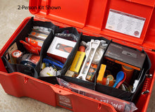 4-Person Comprehensive Earthquake Kit