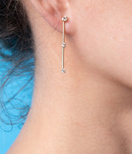Orion's Belt Earring, single
