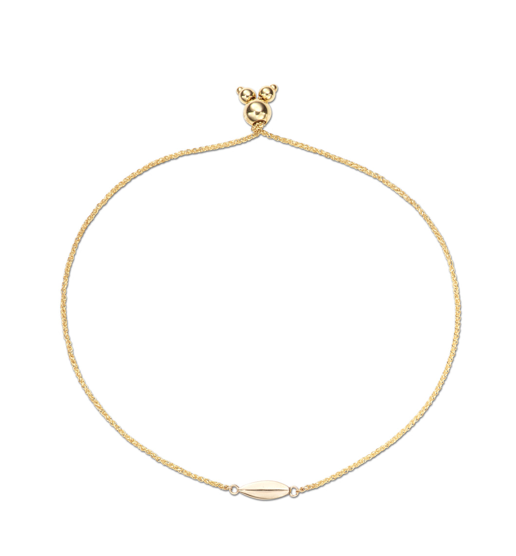 Mini Gold Surf Bracelet